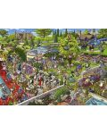 Puzzle Heye de 1000 piese - Petrecerea pisicilor, Boirgit Tanc - 2t