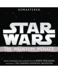 John Williams - Star Wars: the Phantom Menace (CD) - 1t
