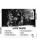 Taste - Live Taste - (CD) - 2t