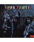 Taste - Live Taste - (CD) - 1t