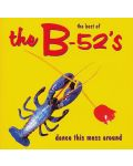 The B-52's - Dance the Mess around - The Best of the B-52's - (CD) - 1t