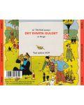 Tintin - Det Svarta Guldet - (CD) - 2t