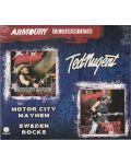 Ted Nugent - Motor City Mayhem + Sweden Rocks - (2 CD) - 1t