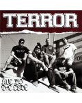 Terror - Live By the Code - (CD) - 1t