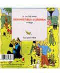 Tintin - Den Mystiska Stjarnan - (CD) - 2t