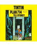 Tintin - Plan 714 Till Sydney - (CD) - 1t