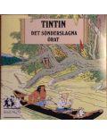 Tintin - Det Sonderslagna Orat - (CD) - 1t