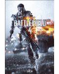 Battlefield 4 Poster Main Art - 1t