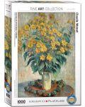 Puzzle Eurographics de 1000 piese – Topinamburul, Claude Monet - 1t