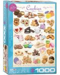 Puzzle Eurographics de 1000 piese – Biscuiti - 1t