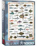 Puzzle Eurographics de 1000 piese – Peste marin - 1t