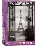 Puzzle Eurographics de 1000 piese – In fata portilor din Paris - 1t