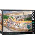 Puzzle Eurographics de 1000 piese – Barcelona - 1t