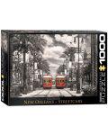 Puzzle Eurographics de 1000 piese – Tramvaiele din New Orleans - 1t