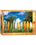 Puzzle Eurographics de 1000 piese – Paradisul surferilor, Hawai - 1t