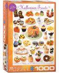 Puzzle Eurographics de 1000 piese – Dulciuri pentru Halloween - 1t