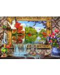 Puzzle Bluebird de 1500 piese - Poza vietii - 2t