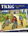 TKKG - 143/Das unheimliche Haus - (CD) - 1t