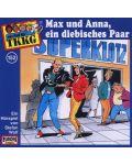 TKKG - 152/Max und Anna, Ein diebisches Paar - (CD) - 1t