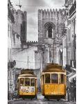 Puzzle Educa de 1000 mini piese - Zona Alfama, Lisabona, miniatura - 2t