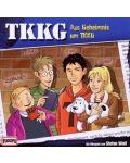 TKKG - Das Geheimnis Um TKKG - (CD) - 1t