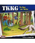 TKKG - 177/Die Spur der Wolfin - (CD) - 1t