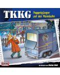 TKKG - 174/Doppelganger Auf der Rennbahn - (CD) - 1t