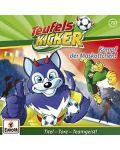 Teufelskicker - 075/Kampf der Maskottchen! - (CD) - 1t