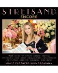 Barbra Streisand - Encore: Movie Partners Sing Broadway (CD) - 1t