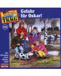 TKKG - 162/Gefahr fur Oskar! - (CD) - 1t