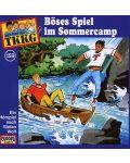 TKKG - 159/Boses Spiel Im Sommercamp - (CD) - 1t
