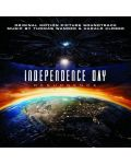 Thomas Wander & Harald Kloser - Independence Day: Resurgence (Original M - (CD) - 1t