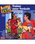 TKKG - 158/Trainer Unter Verdacht - (CD) - 1t