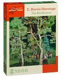 Puzzle Pomegranate de 1000 piese - Intalnirea, Martin Hennings - 1t
