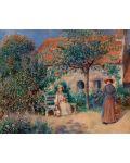Puzzle Pomegranate de 1000 piese - In Bretania, Pierre Renoir - 2t