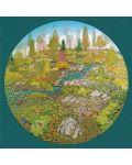 Puzzle Pomegranate de 1000 piese - Gradina vietii, Bill Martin - 2t