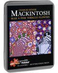 Puzzle Pomegranate de 100 piese - Flori de tutun, Charles Mackintosh - 1t