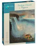 Puzzle Pomegranate de 1000 piese - Niagara, Frederic Church - 1t