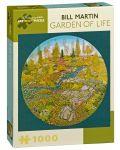 Puzzle Pomegranate de 1000 piese - Gradina vietii, Bill Martin - 1t