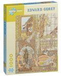 Puzzle Pomegranate de 1000 piese - Frawgge Mfrg Cо, Edward Gorey - 1t