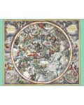Puzzle Pomegranate de 1000 piese - Harta cerurilor, Andreas Cellarius - 2t