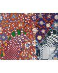 Puzzle Pomegranate de 100 piese - Flori de tutun, Charles Mackintosh - 2t