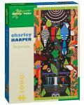 Puzzle Pomegranate de 1000 piese - Birducopia, Charley Harper - 1t