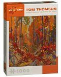Puzzle Pomegranate de 1000 piese - Coroana toamnei, Tom Thomson - 1t