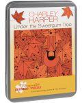 Puzzle Pomegranate de 100 piese - Sub arbore de gumă, Charley Harper - 1t