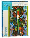 Puzzle Pomegranate de 1000 piese - Monte Verde, Charley Harper - 1t