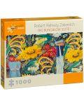 Puzzle Pomegranate de 1000 piese - Bungalow mare, Robert  Zakanitch - 1t