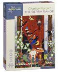 Puzzle Pomegranate de 1000 piese - Sierra Nevada, Charley Harper - 1t