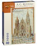 Puzzle Pomegranate de 1000 piese - Catedrala, A.G. Rizzoli - 1t