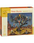 Puzzle Pomegranate de 1000 piese - Vila Adriana, Peter Bloome - 1t